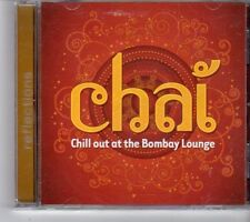 (FD956) Chai, Chill Out At The Bombay Lounge - 2007 sealed CD