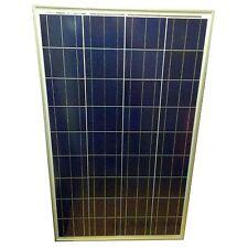 Panel Solar 100w placa 100 Watios vatios 12 Voltios 12v