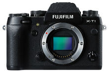 Fujifilm X series X-T1 16.3MP Digital SLR Camera - Black (Body Only), Fuji XT1