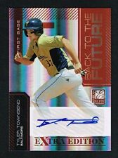 Tyler Townsend signed autograph auto 2010 Panini Extra Edition 34 of 249