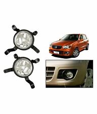 Maruti Alto K10-Old model Fog lamps Set of two peices(Left+Right)-Free Shipping