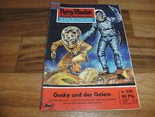 PERRY RHODAN  # 326 -- GUCKY und der GOLEM // 1. Auflage 1967