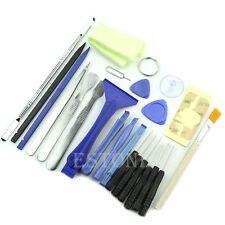 23 in 1 Metal Spudger Opening Pry Repair Tool Kit Set Screwdriver For Pad Tablet