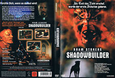 Bram Stoker's SHADOW BUILDER --- Dark World --- Okkulthorror --- Uncut ---