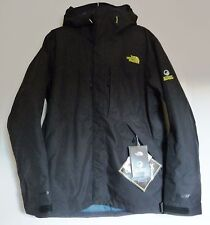 The North Face Men's NFZ Steep Series Gore-Tex Snowboarding Ski Jacket Black L