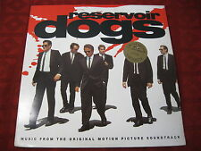 LP OST RESERVOIR DOGS Varios Artists Questin Tarantino LIMITED EDITION UK 1992