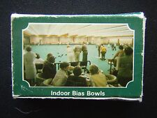 TWEED HEADS BOWLS CLUB INDOOR BIAS BOWLS 075 363800 MATCHBOX