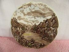 """Johnson Bros. """"Olde English Countryside"""" 6 1/4"""" Bread & Butter Plate - Ironstone"""