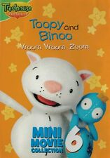 Toopy and Binoo - Vroom Vroom Zoom Mini Movie Collection 6 (DVD) NEW