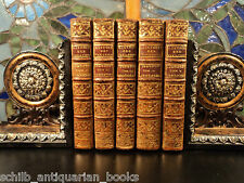 1770 Protestant Reformation 5v SET of Bossuet / BEAUTIFUL Eglises Protestantes
