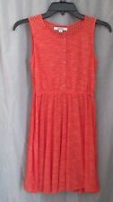 DKNY Girl's Dress, Orange, Size M, NWT