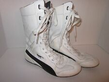 Puma Ring Boots women's boxing mma wrestling size 6 US used