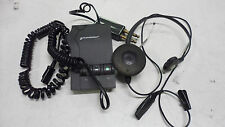 Plantronics M12 Amplifier + H91 VoiceTube Mono Headset *COMBO
