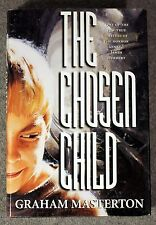 THE CHOSEN CHILD Graham Masterton FIRST EDITION 2000 Horror BRITISH