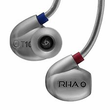RHA T10 High Fidelity, Noise Isolating In-Ear Headphone