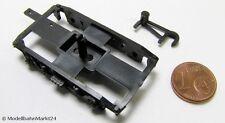 Ersatz-Drehgestell-Blende mit Generator z.B. für ROCO-Wagen Spur H0 1:87 - NEU