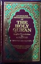 The Holy Quran (Arabic/English) by A. Yusuf Ali
