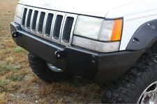 Rock Hard 4x4 Patriot Series Front Bumper 93-98 Jeep Grand Cherokee ZJ