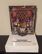 WWE Mattel Elite Legends THE ROCKERS 2 pack