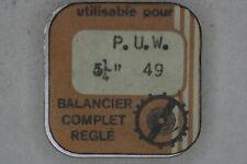Balance complete PUW 49 bilanciere completo 721 NOS