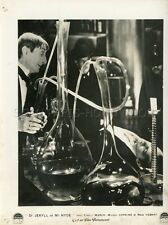 FREDRIC MARCH DR. JEKYLL AND MR. HYDE  1931 VINTAGE LOBBY CARD ORIGINAL