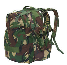 NEW British Army Assault Pack Backpack Army bag Pack bag Camouflage UK Camo