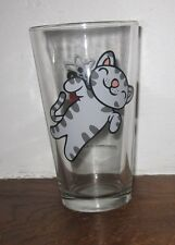 Bazinga The Big Bang Theory Soft Kitty and LOGO  Pint Glass 16oz