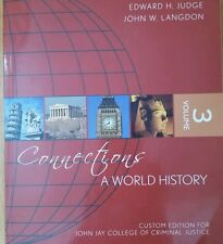 Connections : A World History by John W. Langdon and Edward H. Judge