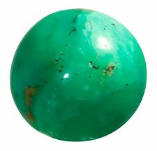 "2.2"" 242g AAA BRIGHT APPLE GREEN CHRYSOPRASE SPHERE MARLBOROUGH QLD AUSTRALIA 8"