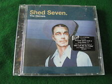 SHED SEVEN.. The Heroes CD2 (4 Track Single)