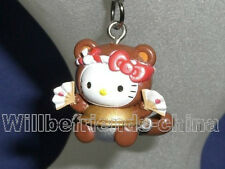 Hello Kitty Fatter Fox Mobile Phone Charm Pendant Strap