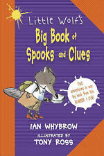 Little Wolf's Big Book of Spooks and Clues by Ian Whybrow (Paperback, 2002)