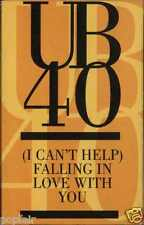 UB40 - (I CAN'T HELP) FALLING IN LOVE WITH YOU 1993 UK CASSINGLE CARD SLEEVE