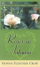 Roses In Autumn (Five Star Christian Fiction)