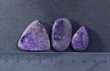 Charoite Cabochon Wholesale Collection 75.10cts Ref BD-A4