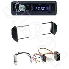 CALIBER rmd021 + Radio VW NEW BEETLE 1-din Pannello Radio Black + ISO Adattatore Set
