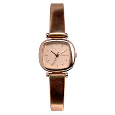 Ladies Komono Moneypenny metallic rose gold tone watch KOM-W1222
