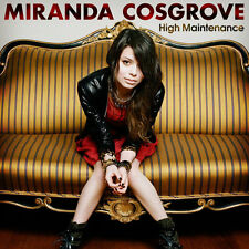 High Maintenance [EP] * by Miranda Cosgrove (CD + DVD, 2 Discs) NEW & SEALED