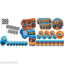 HOT WHEELS Wild Racer FAVOR PACK (48pc) ~ Birthday Party Supplies Toys Goody