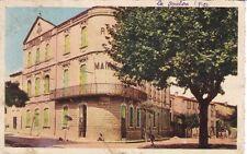 LE BOULOU 2 la mairie timbrée 1952