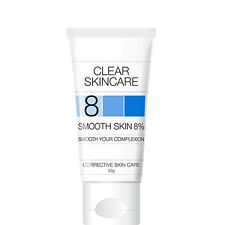 Clearskincare Smooth Skin 8% glycolic cream acne blemish control AHA
