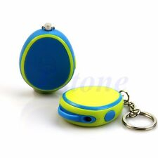 Personal Anti Rape Alarm Electronic Attack Panic Security Self Protection Guard