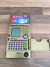 Tiger POKEDEX 2001 GOLD rare !