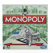Monopoly classique original propriété traditionnelle trading jeu de société par Hasbro