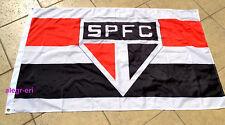 Sao Paulo FC Flag Banner 3x5 ft Brasil Soccer Futebol