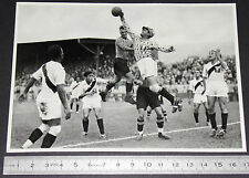 BERLIN 1936 JEUX OLYMPIQUES PERU-ÖSTERREICH 4-2 FOOTBALL OLYMPIC GAMES PEROU