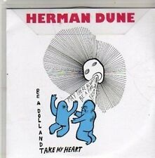 (CB902) Herman Dune, Be A Doll And Take My Heart - 2011 DJ CD