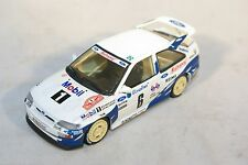 MINICHAMPS FORD ESCORT RS COSWORTH MONTE CARLO F. DELECOUR 1993 MINT RARE!!!