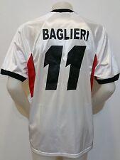 MAGLIA CALCIO SHIRT A.C. THIENE 1908 BAGLIERI N.11 GAS MATCH FOOTBALL GARA I149