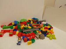 150 mega bloks lot assorted pieces sizes duplo building blocks diego